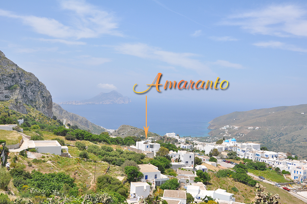 Location Amaranto Rooms Studios Langada Amorgos