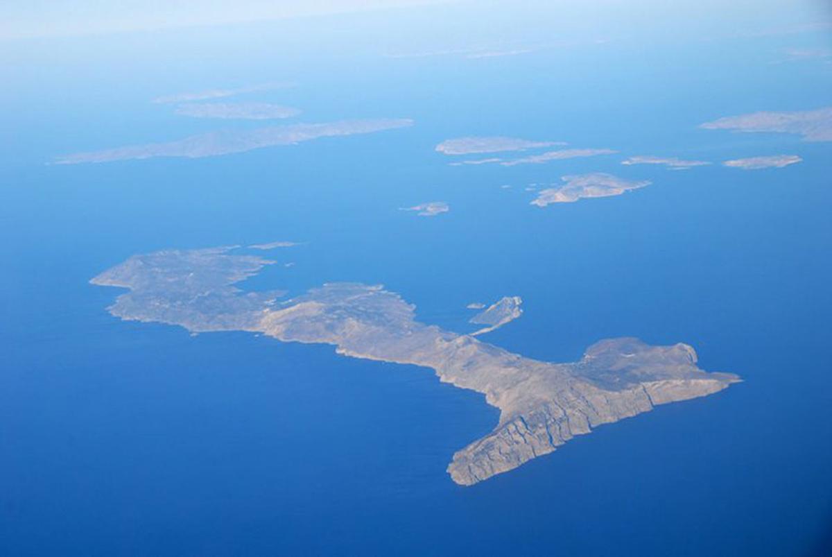 Amorgos Cyclades Greece