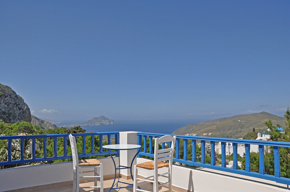 Accommodation Amaranto Rooms Studios Langada Amorgos