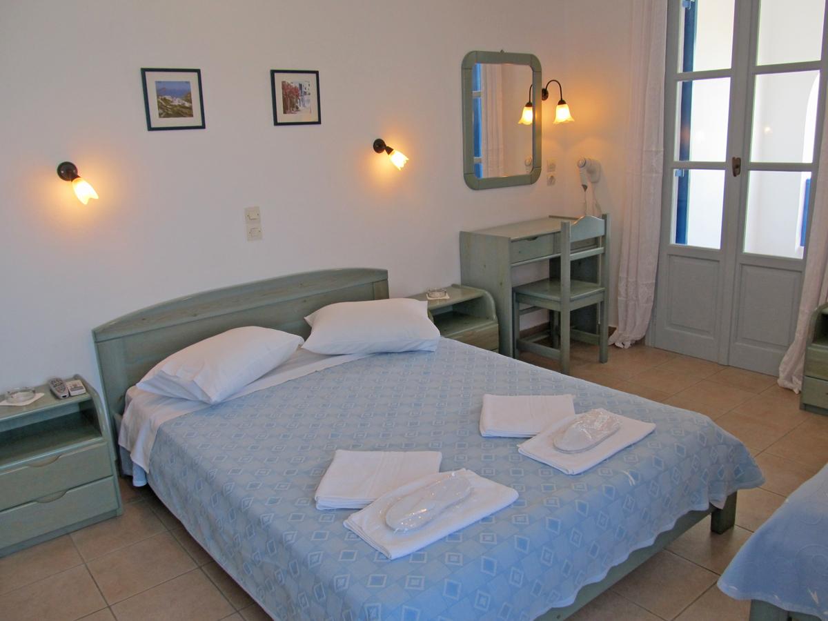 Amaranto Accommodation Rooms Langada Amorgos