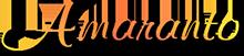 Amaranto Rooms & Studios Logo