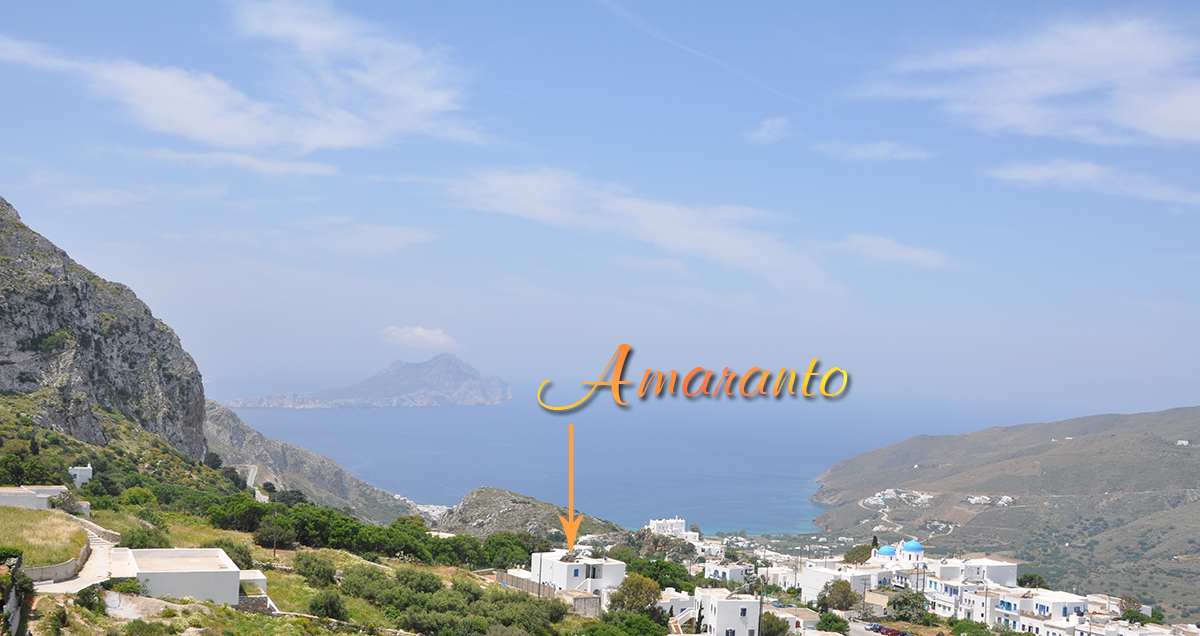 Amaranto Accommodation Rooms Langada Amorgos